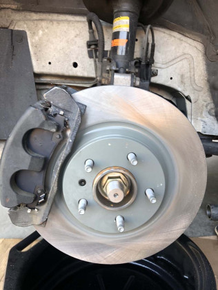 brake repair meridian id